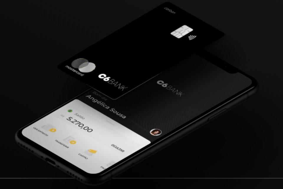 cartão de crédito c6