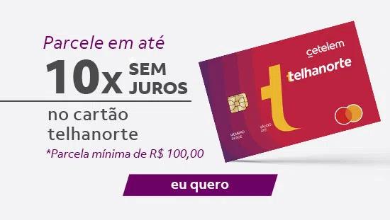 cartão de crédito Telhanorte