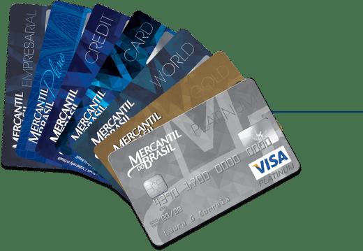 cartão Pleno do Mercantil do Brasil