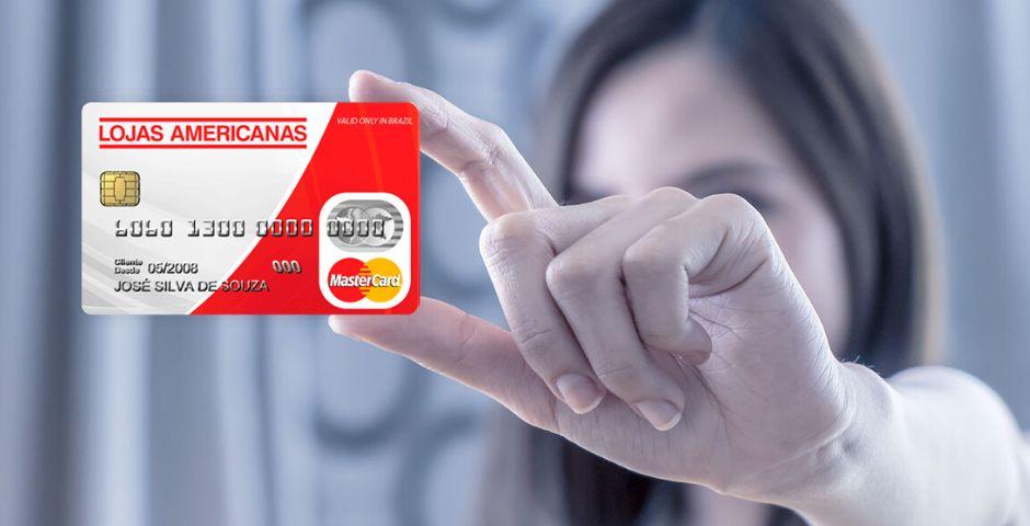 cartao de credito pre pago americanas