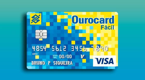 cartao de credito ourocard facil