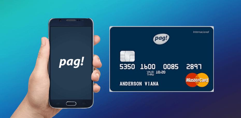 cartão credito pag