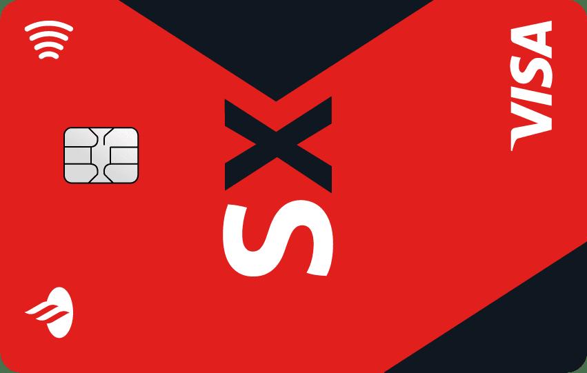 cartao de credito santander sx