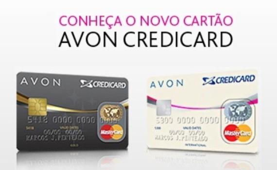cartao de credito avon