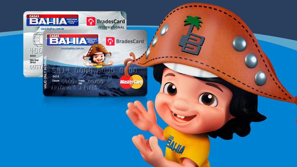 cartao de credito casas bahia