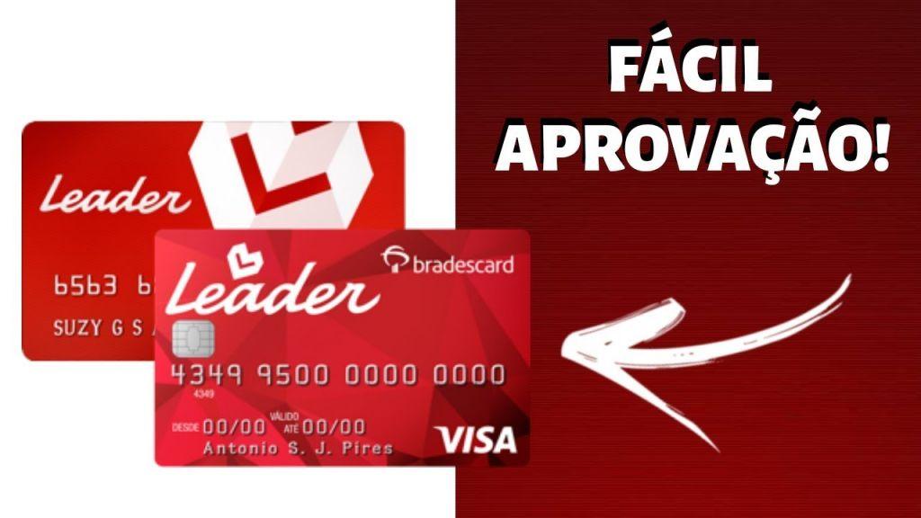 cartao de credito leader