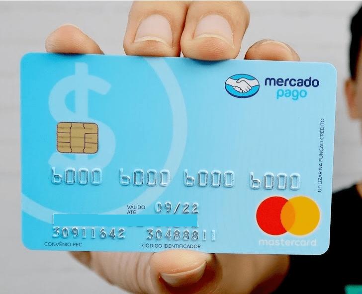 cartao de credito mercado pago