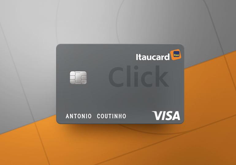 Cartão-Itaucard-Click
