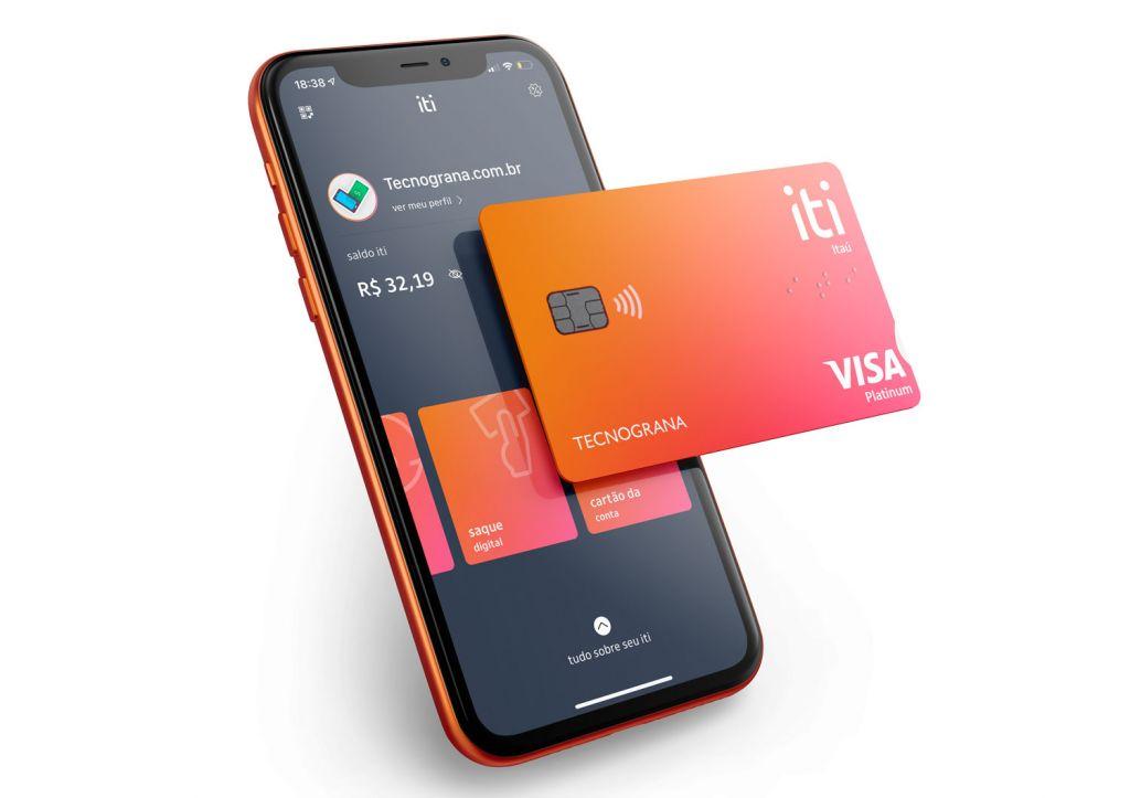 cartão de crédito iti