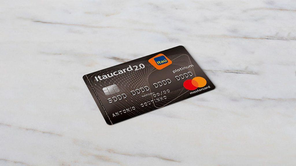itau card travel money