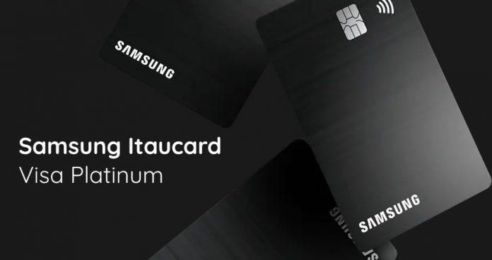 cartao samsung itaucard platinum