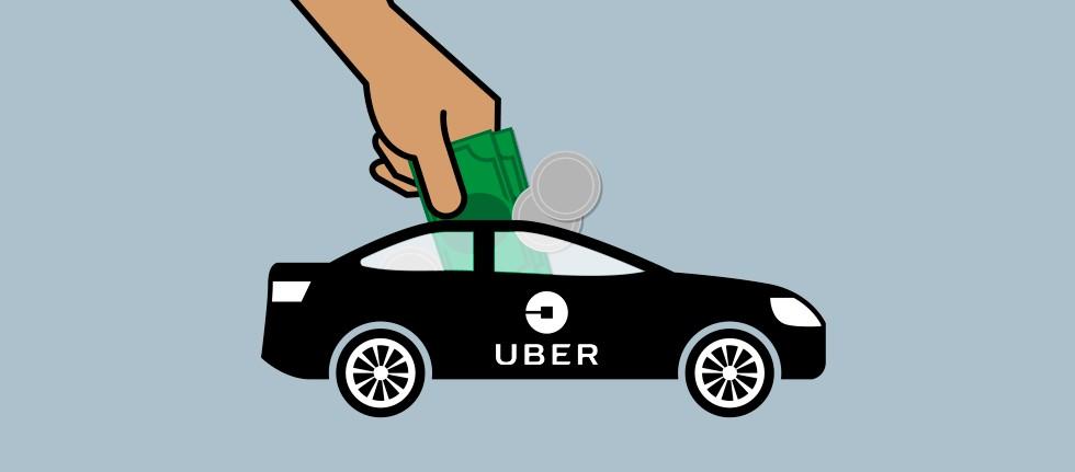 parceria uber e digio