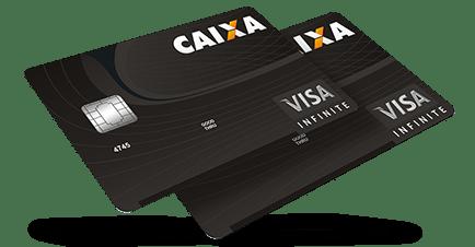 Cartão de crédito Caixa Visa Infinite