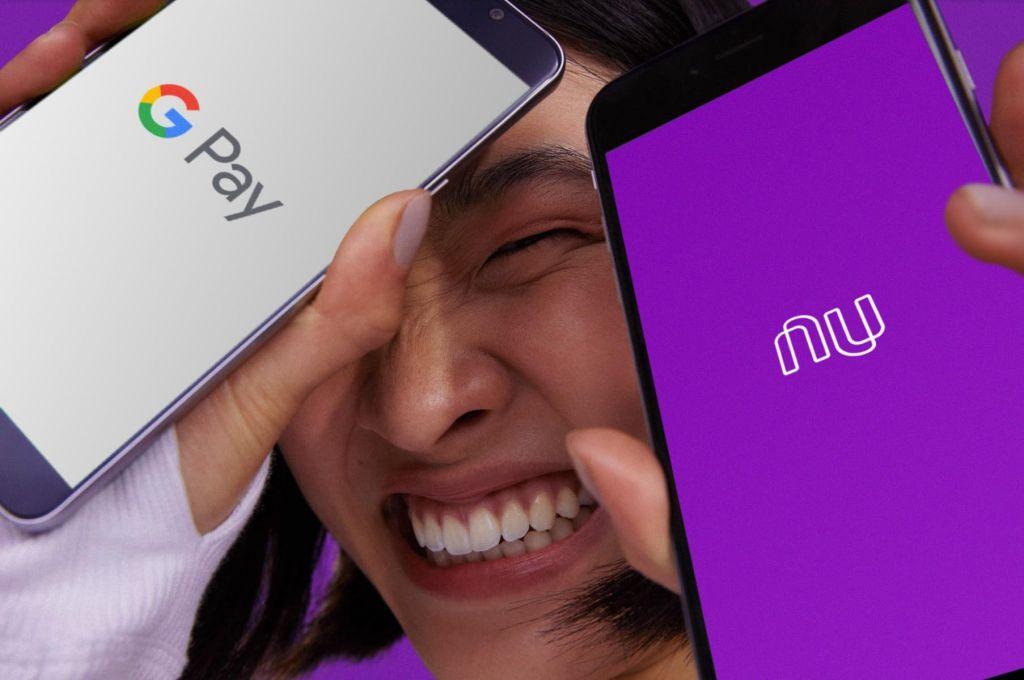 Nubank Google Pay