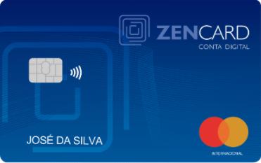 cartão de crédito zencard