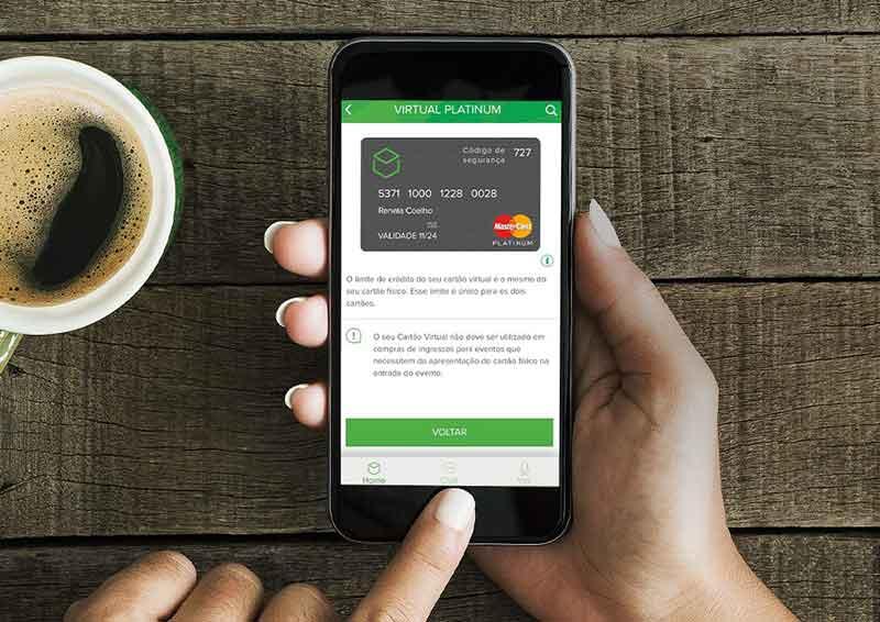 cartões de crédito Original