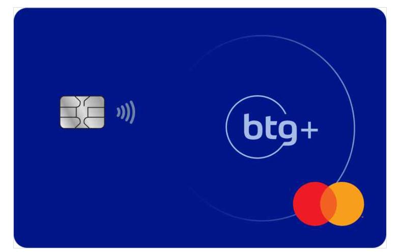 cartão de crédito Btg