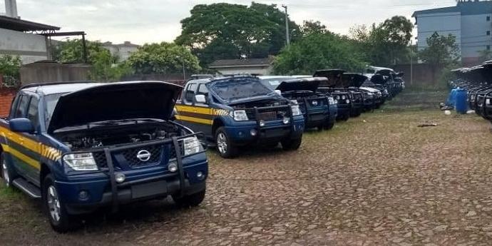 leilão carros policia federal