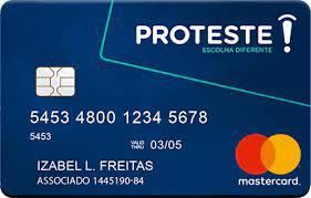 proteste cartão de crédito