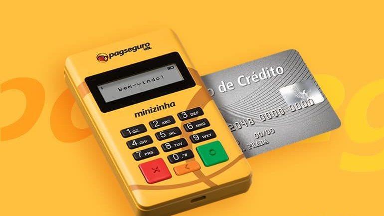 melhor maquina cartão negocio