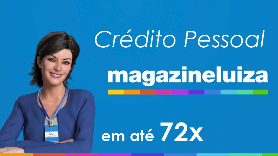 Empréstimo Magazine luiza