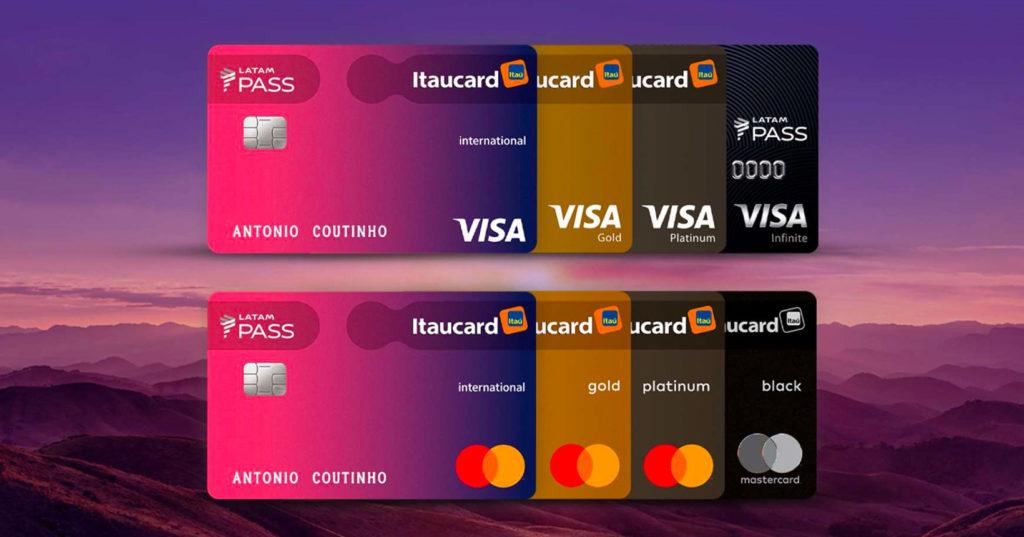 cartão latam pass
