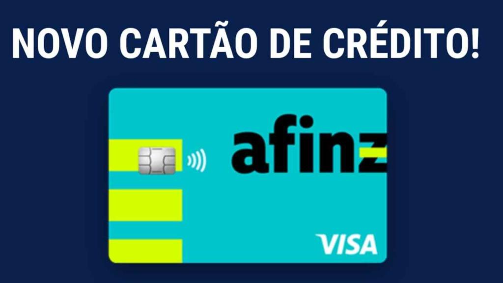 cartão de crédito Afinz