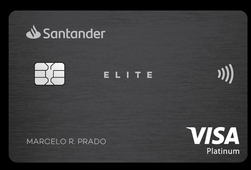 cartão elite platinum